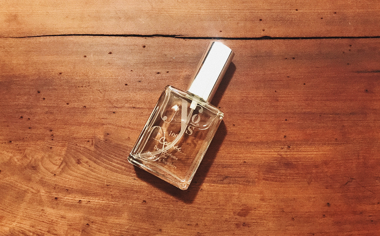 Drawing Numbers | DAWN Perfume [00]